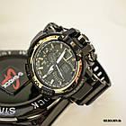 Часы Casio G-Shock GW-1100 золотой (replica), фото 3
