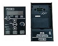 ПЧВ101-К37-А (220В - 0,37 кВт) частотный преобразователь