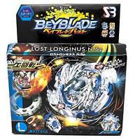Взрыв бейблейд Beyblade Longinus Luinor лонгинус