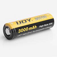 IJOY INR20700 3000mAh (40А) - высокотоковый аккумулятор для электронных сигарет. Оригинал