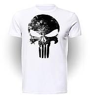 Футболка мужская Geek Land Каратель Punisher Исчезающий логотип Каратель PU.01.014
