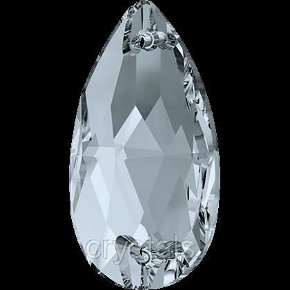 Стразы Swarovski пришивные 3230 Crystal Blue Shade