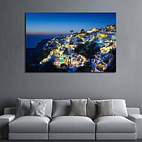 Картина - Санторини Греция
