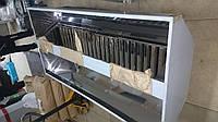 Витяжний зонт острівної 1000, 1800, 400, Нержавіюча сталь 0.6 мм (AISI 430)