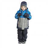 Зимняя шапка для мальчика Nano F17 TU 251. Размеры 2/3х -  7/12., фото 2