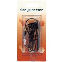 Наушники с микрофоном Sony Ericsson Stereo черные