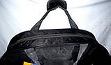 Универсальная спортивная дорожная сумка 56*36 см фиолетовая, фото 2
