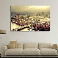 Картина - панорамный вид на Лондон