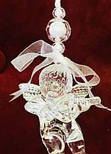 Ангел, акрил, подвеска, 17 см, Оригинальные подарки, Днепр