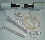 Кріплення кришки унітазу з мікроліфтом., фото 2