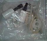 Кріплення кришки унітазу з мікроліфтом., фото 4