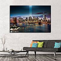 Картина - Нью Йорк Манхеттен
