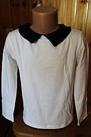 Блузка шкільна для дівчаток, розмір 134,140