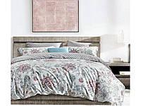 Комплект постельного белья сатин  Arya полуторный размер Sude