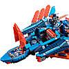 LEGO Nexo Knights Літак-винищувач  «Сокіл» Клея (Самолёт-истребитель «Сокол» Клэя), фото 3