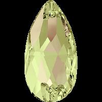 Кристали Сваровскі пришивні 3230 Crystal Green Luminous