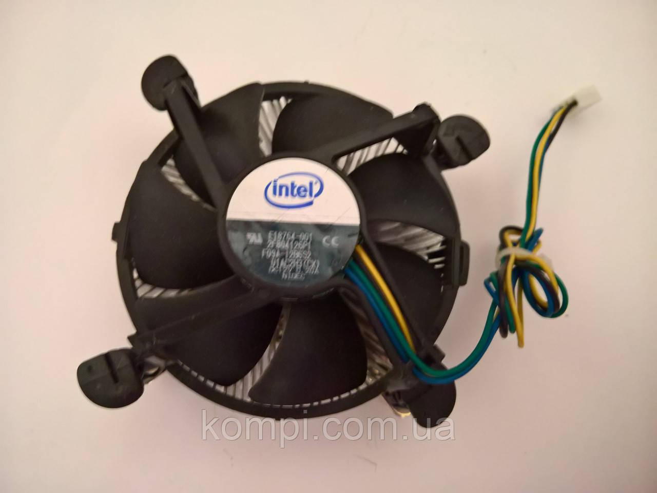 Кулер 775 socket Intel бу