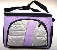 Сумка-холодильник, термосумка COOLING BAG 377-В на 10 литров