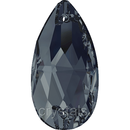 Кристаллы Swarovski пришивные 3230 Graphite