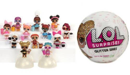 Кукла L.O.L Surprise! Glitter Series Doll LOL