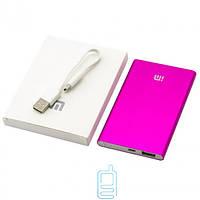 Xiaomi Power Bank Mi 8800 mAh розовый