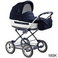 Детская коляска ROAN Marita 19SK dark blue