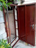 Двери входные металлические под заказ