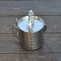 Чайник из нержавеющей стали 1.2л