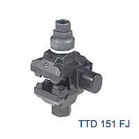 Ответвительный зажим с двусторонним прокалыванием изоляции TTD151 SICAME