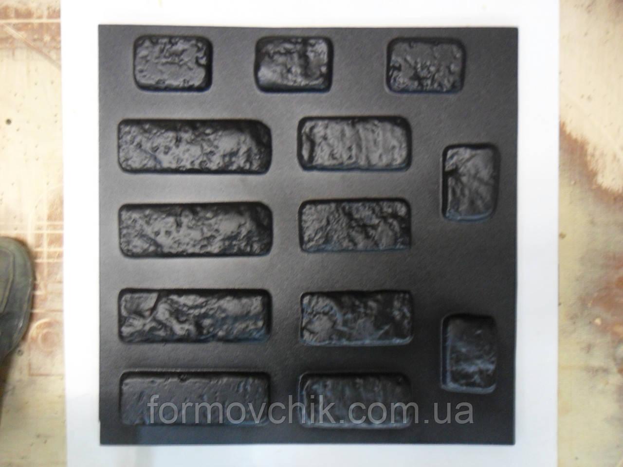 Форма из АБС пластика для искусственного камня Капри