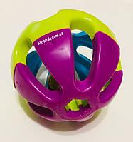 Игрушка для средних и больших попугаев «шар-погремушка», фото 1