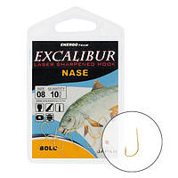 Крючок Excalibur Nase Bolo Gold 12