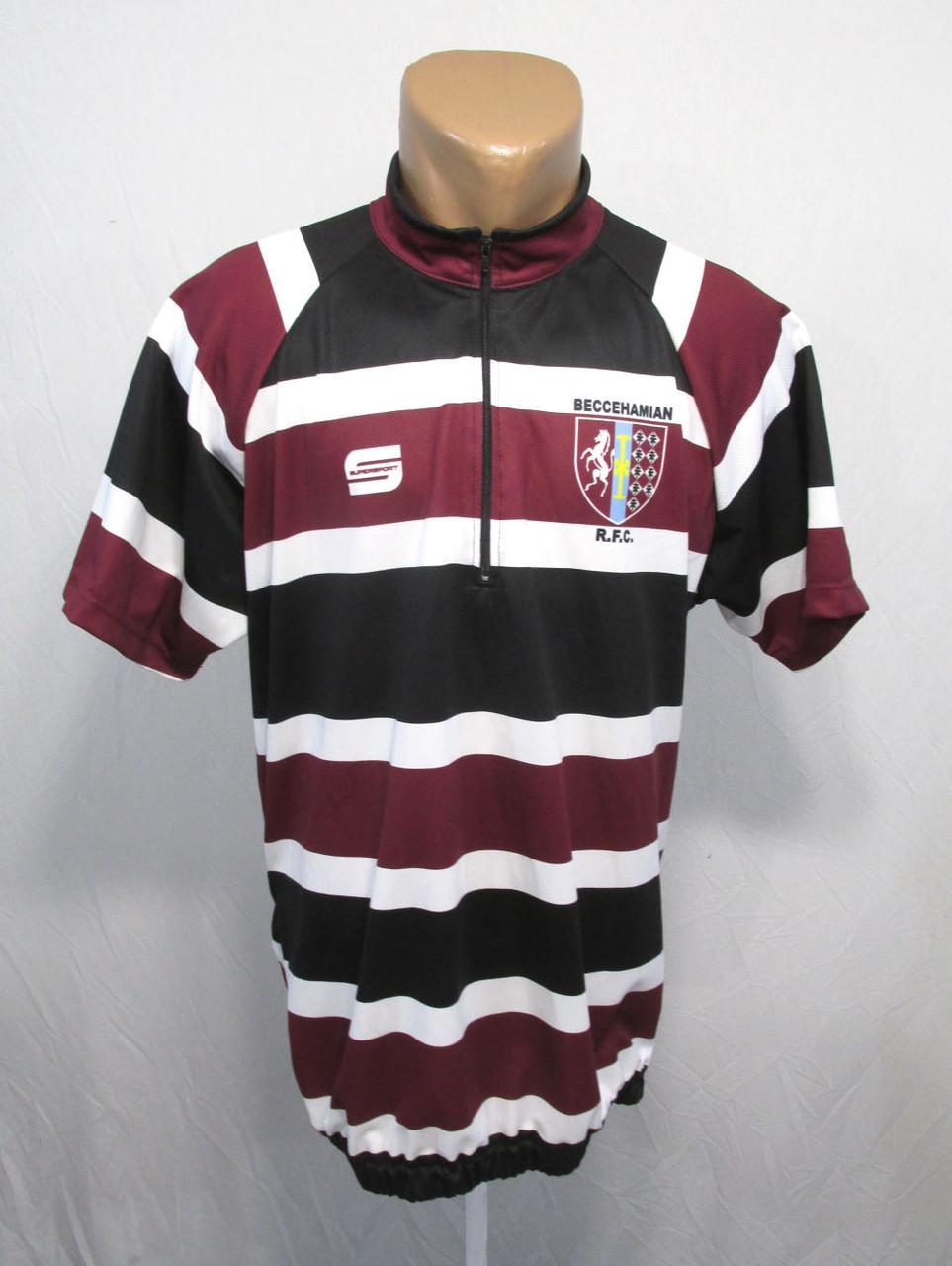 Вело футболка Beccehamian RFC, Supersport, 46 (XXL) Как Новая!