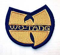 Нашивка патч Wu-Tang (мал)