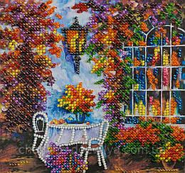 """Набор для вышивания бисером на холсте """"Осеннее настроение"""""""