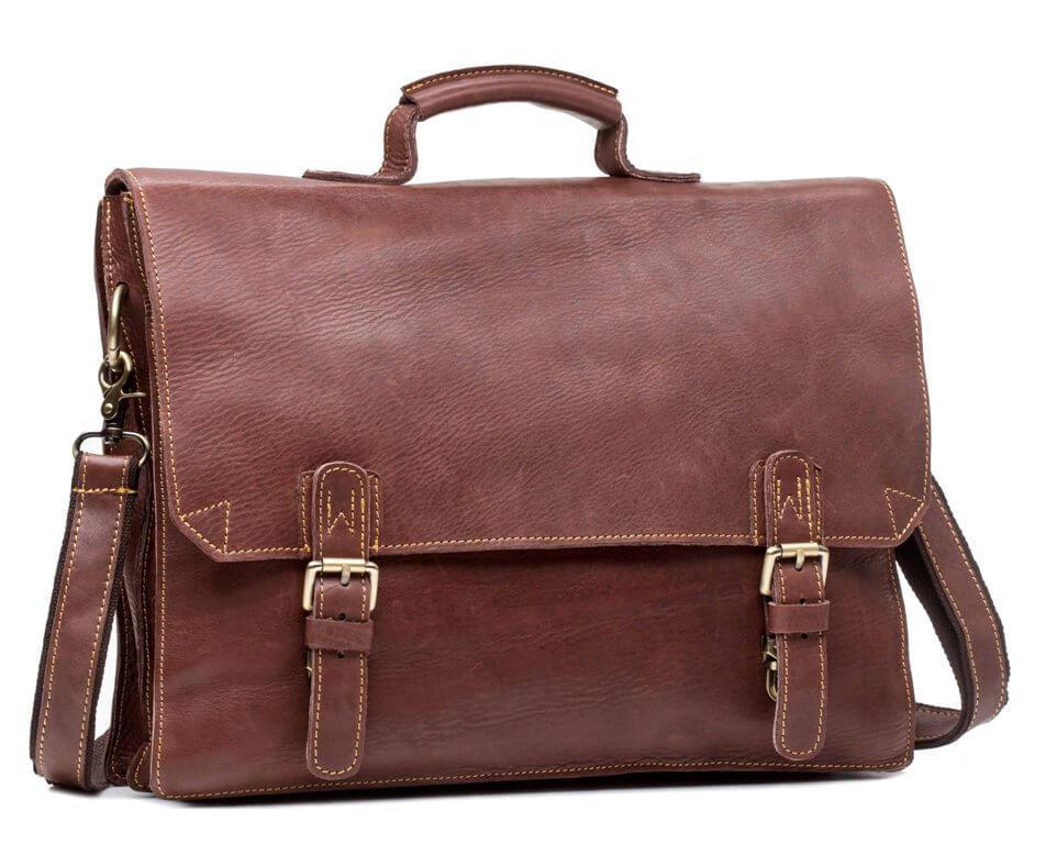 68c92c63a76a TIDING BAG Мужской кожаный портфель TIDING BAG GA2095B - Интернет-магазин  ПОЛЬ в Одессе