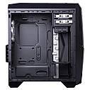 """Корпус Hiditec NG-X1 BLACK """"Over-Stock"""", фото 3"""
