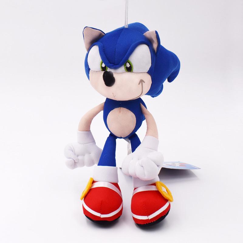Мягкая игрушка Супер Соник ( Super Sonic ), 20 см