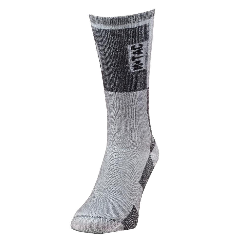 M-Tac носки зимние Thermolite 80% Grey