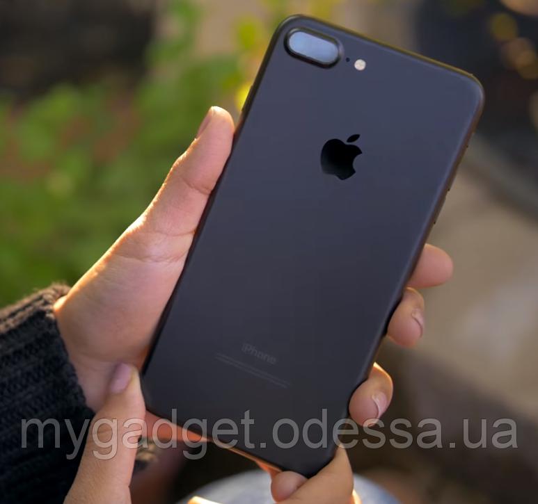 КОПИЯ Apple Iphone 7 Plus 128Гб Черный + ВидеоОбзор