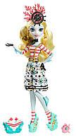 Шарнирная кукла Monster High Shriekwrecked Nautical Ghouls Lagoona Blue Doll! Оригинал! Уценка!