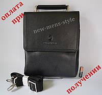 Чоловіча шкіряна фірмова сумка барсетка REFORM Polo купити, фото 1