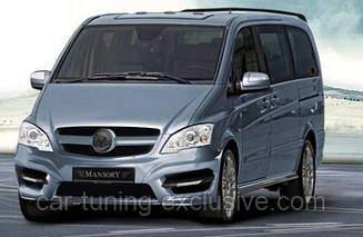 MANSORY Body kit for Mercedes Viano