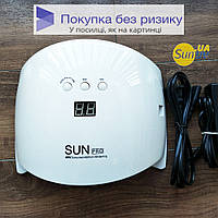 Sun Pro 48Вт Smart UV LED lamp гибридная уф лед лампа 48W Sunuv Sun 1 2 3 4 5 6 8 9 uvled SUNUV.UA