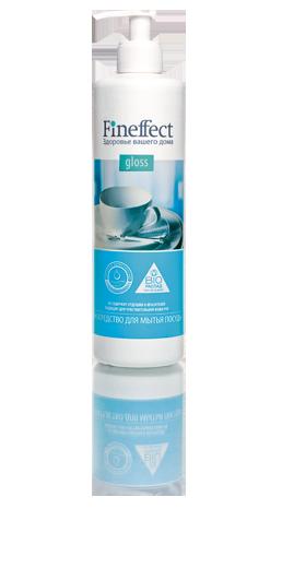 Экосредство Gloss жидкость для мытья посуды руками Глосс