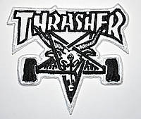 Нашивка патч Thrasher