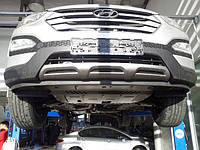 Защита двигателя и КПП Хюндай Генезис Купе (Hyundai Genesis Сoupe), 2011-