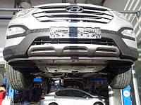 Защита двигателя и КПП Хюндай Н1 (Hyundai Н1), 2008-