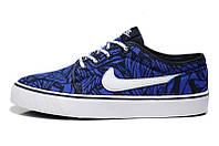 Мужские кроссовки Nike Toki Low blue