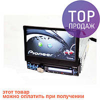 1din Магнитола Pioneer PI 903 GPS / аксессуары для авто